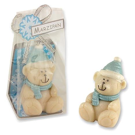 2 Bären aus Marzipan, Marzipan Bären, Marzipan Figur Bär ...