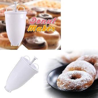 Longay Donut - Máquina para hacer masa de avena, utensilio ...