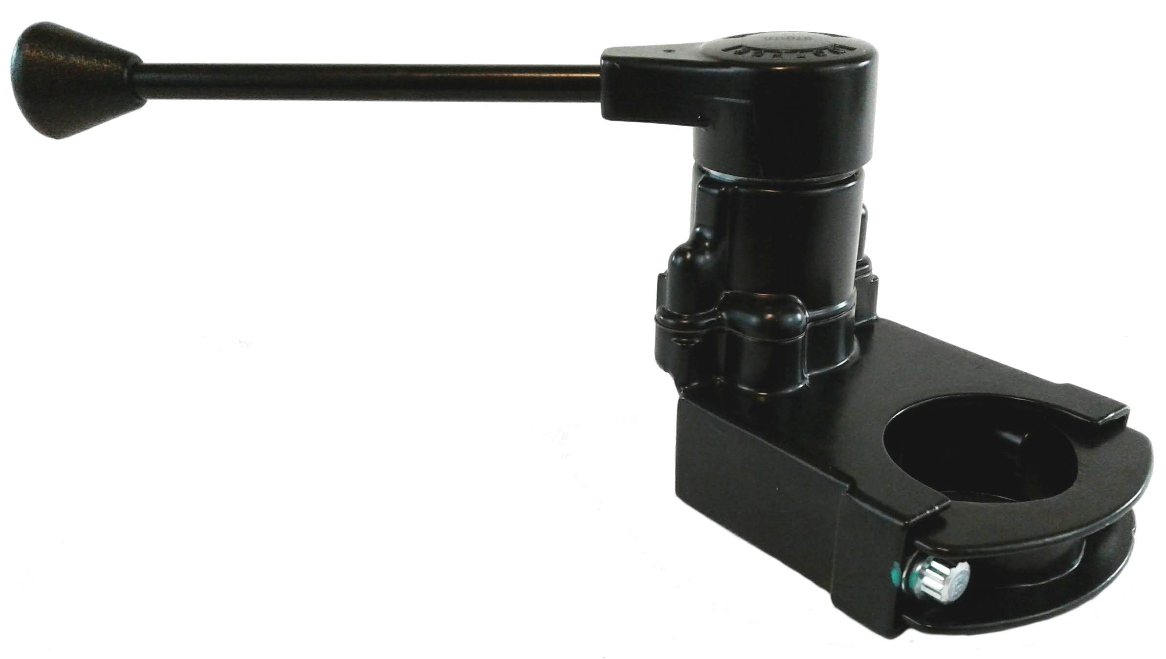 Steering Column Mounted Hand Operated Trailer Brake Control Valve with Handle for Heavy Duty Big Rigs