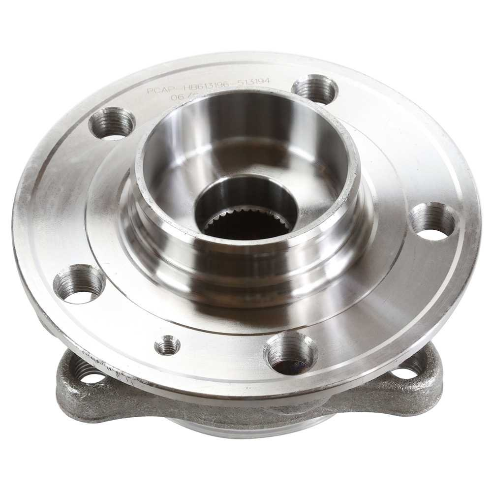 Prime Choice Auto Parts HB613196 Front Hub Bearing Assembly
