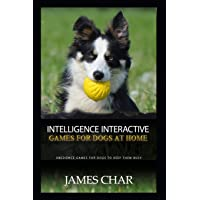 INTELLIGENCE INTERACTIVE GAMES FOR DOGS AT HOME: Obedience Games For Dogs To Keep Them Busy