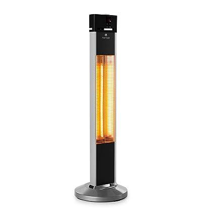 Blumfeldt Heat Guru • Calefactor de pie • Radiador • Estufa infrarrojos • 3 niveles 650