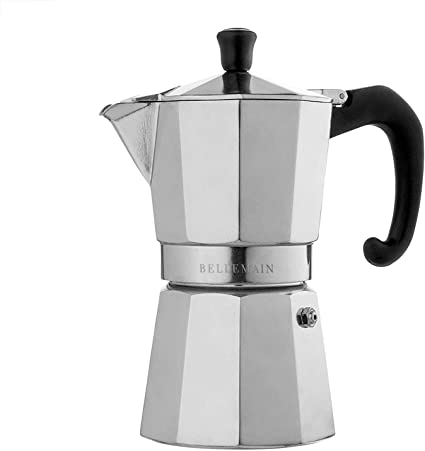 Amazon.com: Bellemain - Cafetera para espresso, para ...