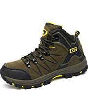 06c4f35aa8f TUCSSON Chaussures de Randonnée pour Hommes Femmes Bottes d escalade Bottes  de randonnée Idéales pour