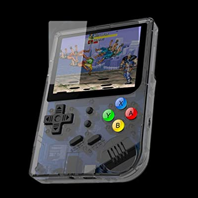 "Huluda 1Set RG300 48G Retro Game Console 3"" IPS Screen Handheld Game Player Tony System: Home & Kitchen"