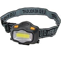 12 COB Led Headlight Fishing Camping Riding Outdoor Lighting Head Lamp