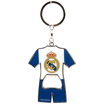 Real Madrid C.F. llavero abrebotellas: Amazon.es: Deportes y ...