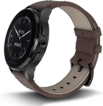 Vector Watch L1 – 10 – 004 Smart Watch para iOS/Windows/Android ...