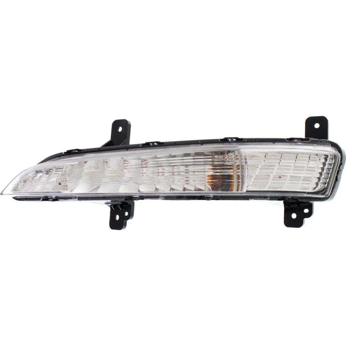 New Front Left Driver Side Park Light Assembly For 2013-2017 Chevrolet Traverse Signal Light GM2530135 23305608
