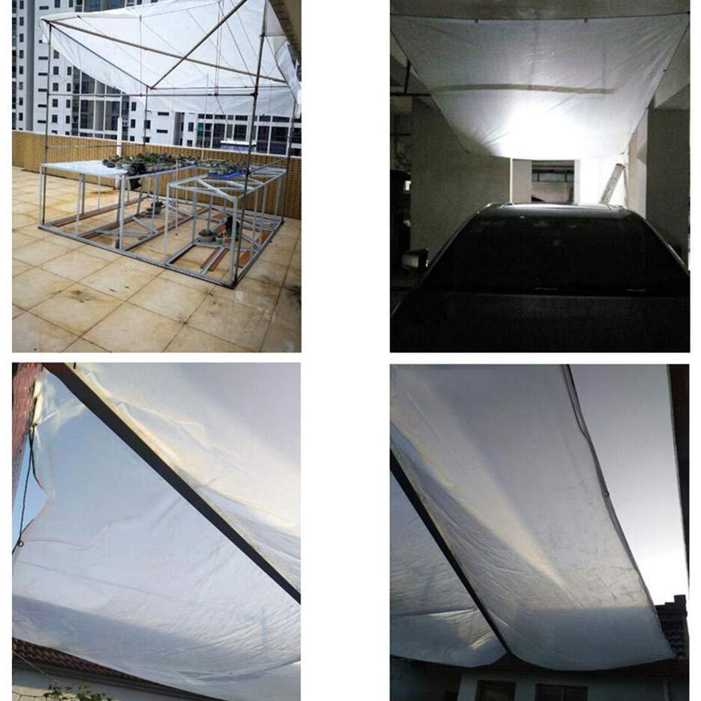 Qing MEI Doppelte Transparente Transparente Transparente Windel Verdickung Sonnenraumplane Balkon Fenster Regendicht Winddicht Transparenten Stoff A (größe   1.92x7.9m) B07J5XWWR2 Zeltplanen Große Klassifizierung 74b754
