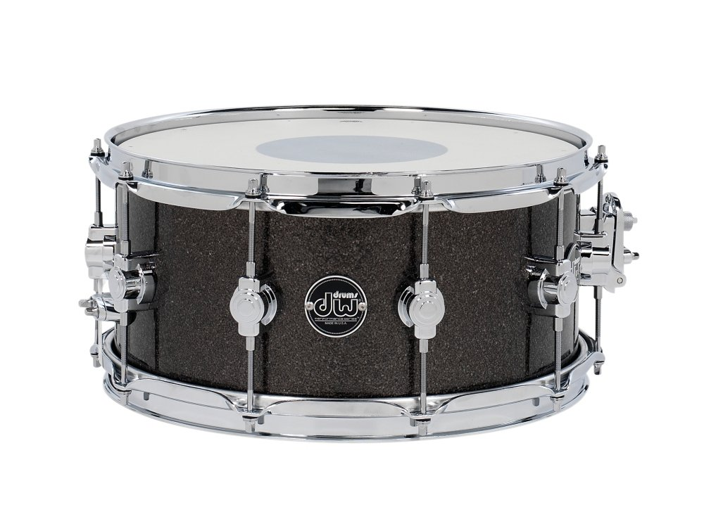 DW Performance Series Snare Pewter Sparkle 14x6.5