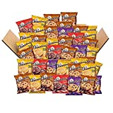 #5: Grandma's Cookies Variety Pack Includes Chocolate Brownie, Chocolate Chip, Oatmeal Raisin & Peanut Butter (40 Count)