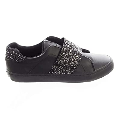 Kids/'s Gioseppo Bandie  Trainers in Black