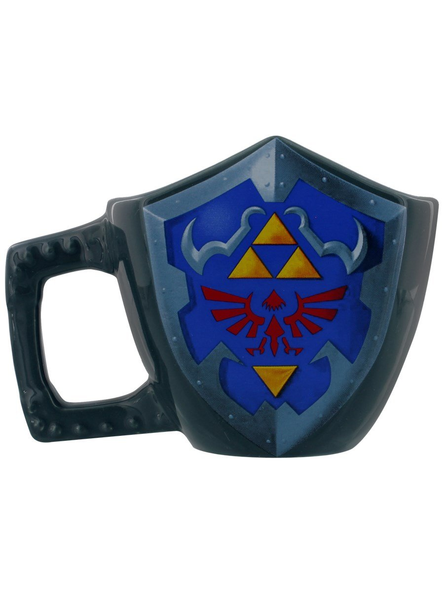 Paladone The Legend of Zelda Hylian Shield Mug