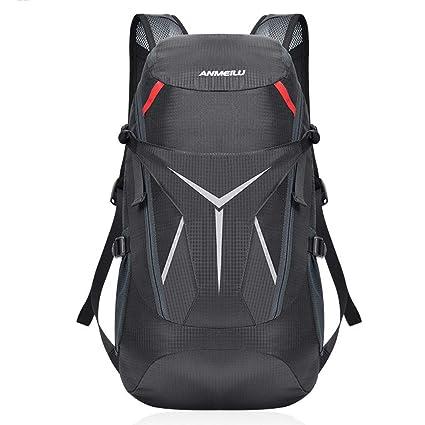 380cdcd4916b Amazon.com : WGKUMMQN Mountaineering Backpack Lightweight Waterproof ...