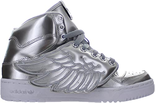 adidas Jeremy Scott Wings Metal Mens in Silver Metallic