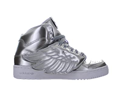 68c5136e5b69 adidas Jeremy Scott Wings Metal Mens In Silver Metallic