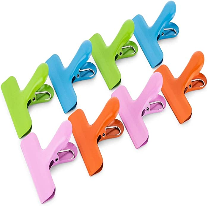 Top 9 Stainless Steel Food Bag Clips