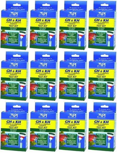 API General and Carbonate Hardness Kit 12ct (12 x 1ct)