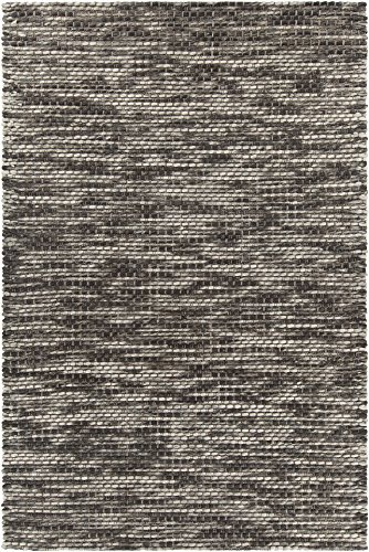 Chandra Rugs Argos Area Rug, 93-Inch by 126-Inch, Cream/Brown/Charcoal