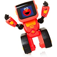 WowWee Elmoji Junior Coding Robot Toy (Red)