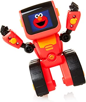 WowWee Elmoji Junior Coding Robot Toy