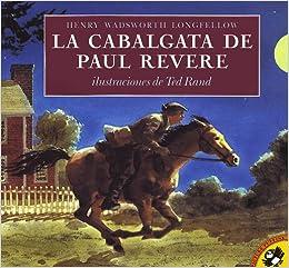 Cabalgata Fotos.Cabalgata De Paul Revere La Picture Puffins Spanish
