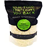 Honest to Goodness Organic Coconut Flakes, 400g