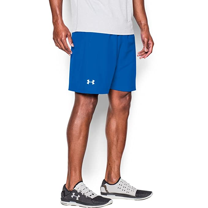 702c117fdc Amazon.com : Under Armour Men's Launch 7'' Solid Shorts : Clothing
