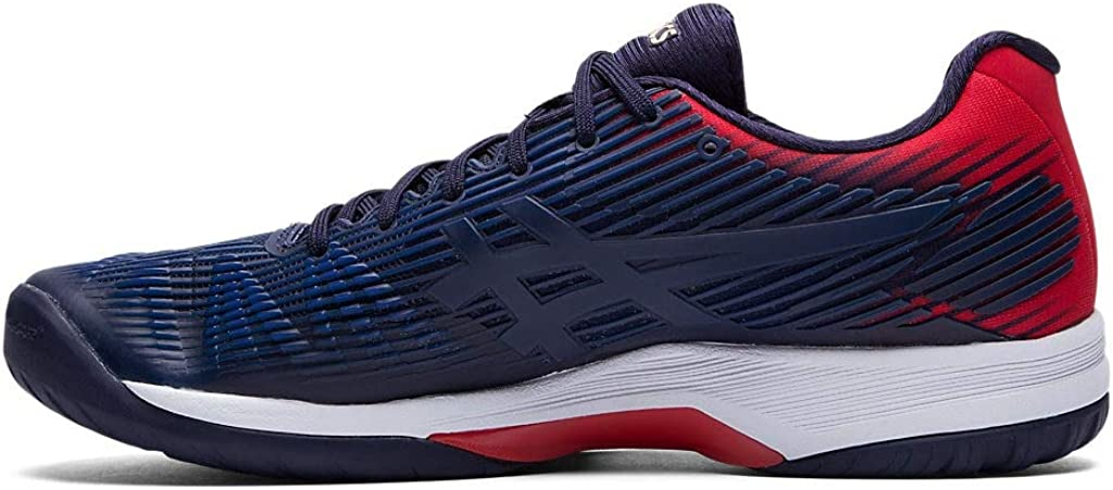 Asics Mens Solution Speed FF Shoes Peacoat Champagne