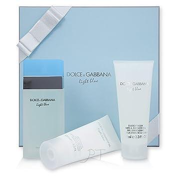 8d92d15e4142b2 Dolce   Gabbana Light Blue EDT 100 ml + SG 100 ml + BC 100 ml (woman ...