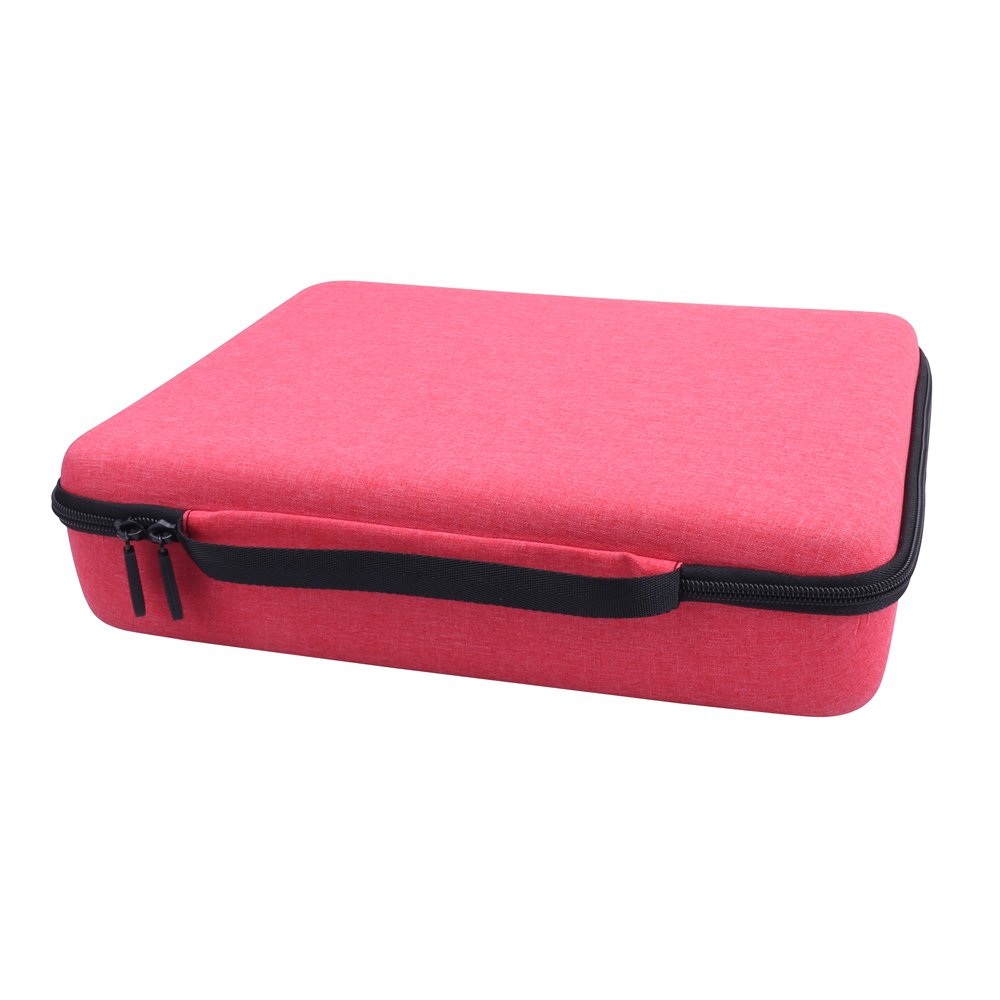 Aenllosi All in One Carrying Case for Osmo Creative Set, fits Other Game kit (red) by Aenllosi (Image #3)