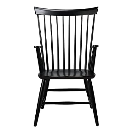 Amazon Com Ethan Allen Berkshire Armchair Charcoal Chairs