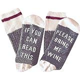 Best Gift Christmas Socks Women Socks Casual Cotton Xmas Socks Gift, Mom and Father Tube Men Socks