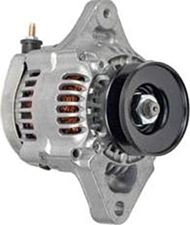 [SCHEMATICS_4FR]  Amazon.com: Rareelectrical New Alternator Compatible With John Deere  Tractors 4610 4700 4710 By Part Numbers AM879908 101211-1170 LVA12357  TY25243 1012111170 129423-77200 12942377200: Automotive | Denso Alternator Yanmar Wiring Diagram |  | Amazon.com