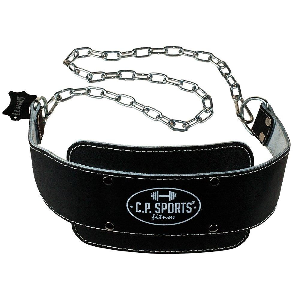 C P Sports Cinturón de entrenamiento con cadena talla única cm color