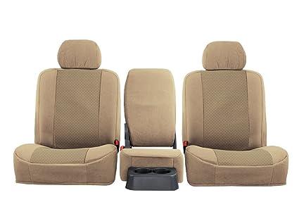 Magnificent Amazon Com Front Seats Shearcomfort Custom Oem Seat Covers Machost Co Dining Chair Design Ideas Machostcouk