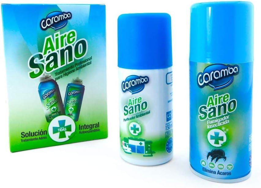 Limpieza ambiental integral Sistema Tidas AAC.2 x 150 ml