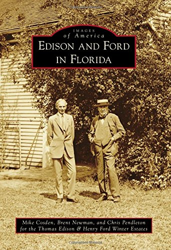 Thomas Laboratories Stop (Edison and Ford in Florida (Images of America))