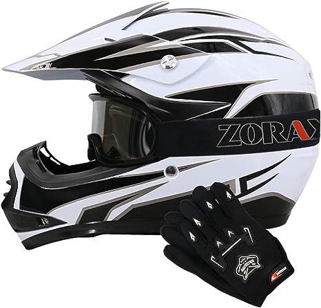 3-4Yrs 7cm Children Kids Motorbike Race Suit XS 53-54cm /& Gloves L Leopard LEO-X15 Red Kids Motocross Helmet L /& Goggles
