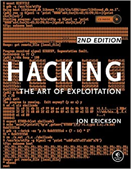 Book's Cover of Hacking: The Art of Exploitation, 2nd Edition (Anglais) Broché – 1 février 2008