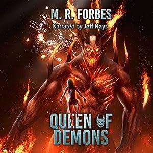 Queen of Demons Audiobook