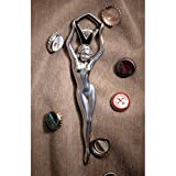 Design Toscano Cafe Benoit Pewter Beverage Opener