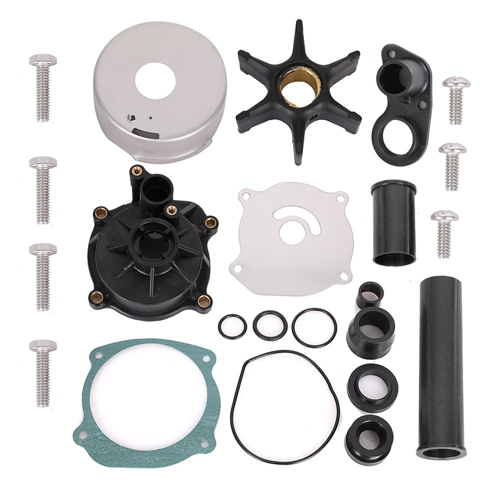 18-3315-2 Water Pump Impeller Kit for Johnson Evinrude 75-250 HP Outboard (A) Yikesai