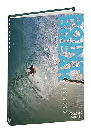 Agenda Escolar 1 Día/Página 2019-2020 One Way, 12x17cm, diseño Surf