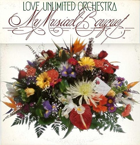 Barry White - My Musical Bouquet - Zortam Music