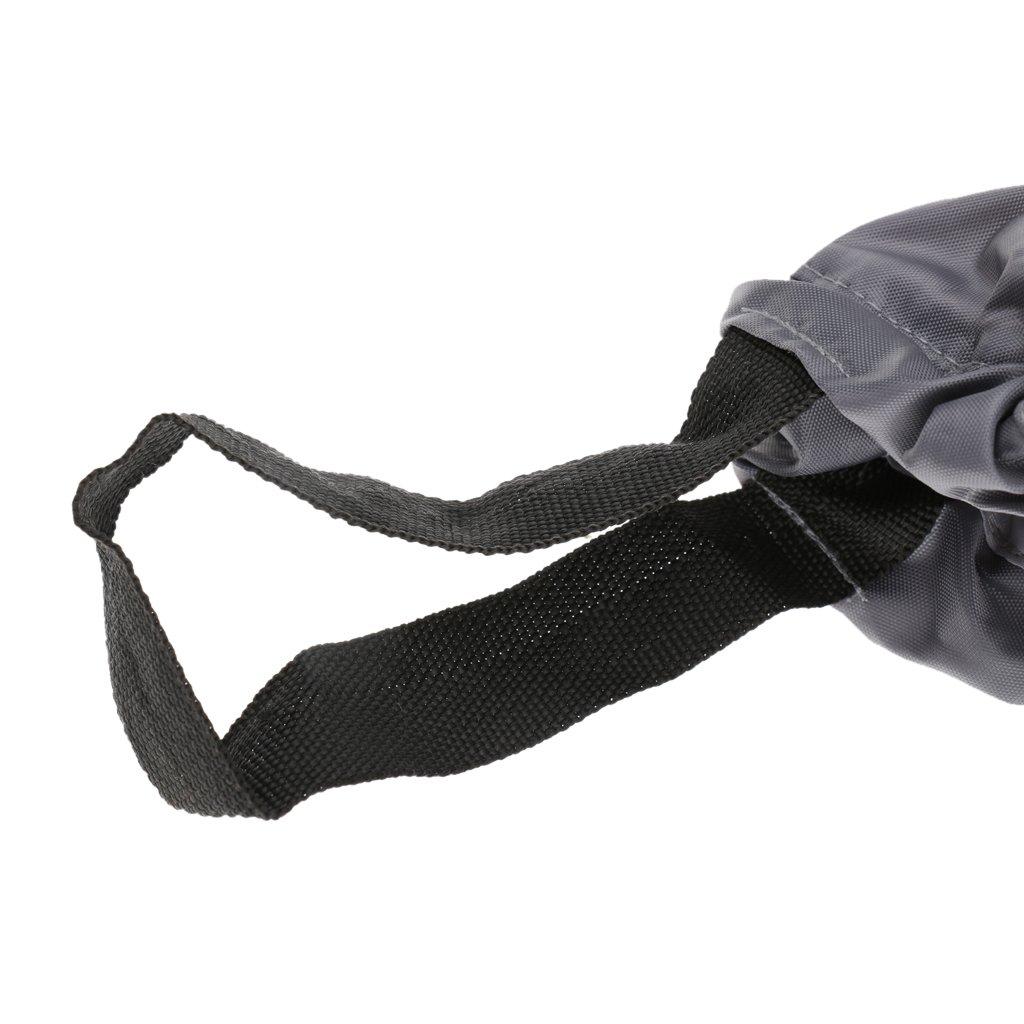 Universal Faldas Impermeable A Prueba De Aua De Aerosol Kayak Cubierta Cubrir Falda Gris Cubreba/ñeras Ajustable