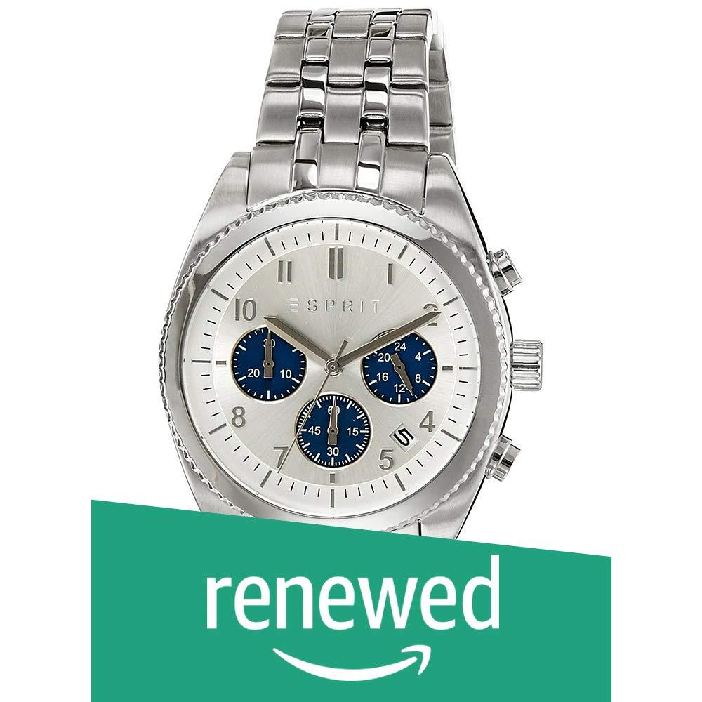 (Renewed) Esprit Analog Silver Dial Mens Watch - ES107581006#CR (B07DR25TMG) Amazon Price History, Amazon Price Tracker