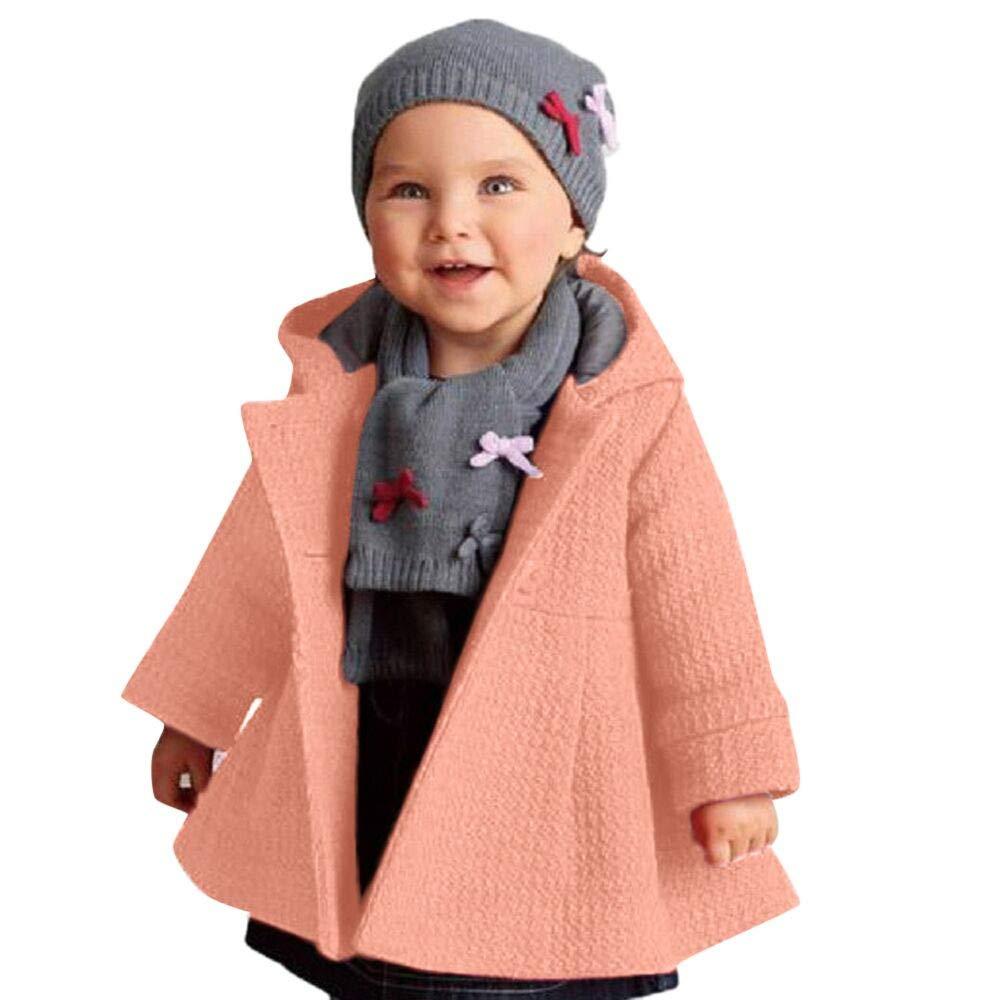 Autumn Winter Kids Baby Jacket,