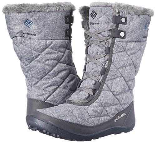 Columbia Women S Minx Mid Ii Oh Twill Snow Boot Hiking